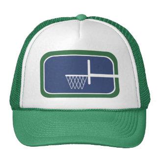 Hoop G Trucker Hats