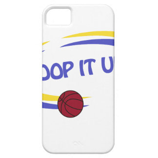 Hoop It Up! Case For The iPhone 5