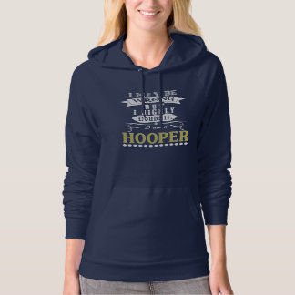 HOOPER is the BEST Hoodie
