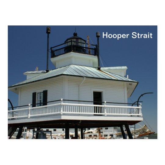 Hooper Strait Lighthouse Postcard