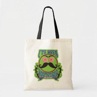 Hoopnotized tote bag