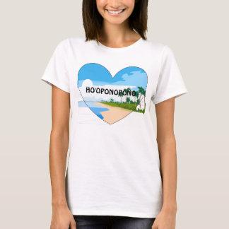 Ho'oponopono Hawaiian Ladies T-Shirt