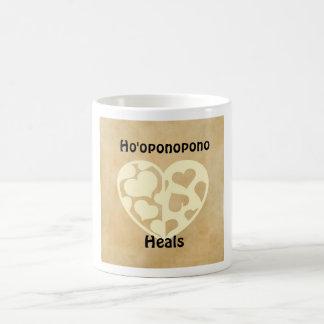 Ho'oponopono Heals Coffee Mug