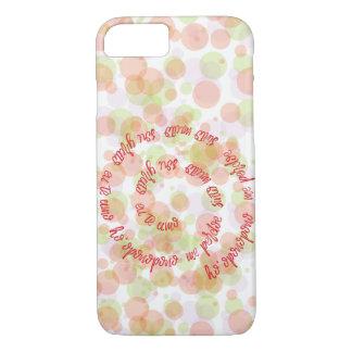 Ho'oponopono iPhone 8/7 Case