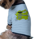 HO'OPONOPONO SPIRITS, CUSTOMIZABLE PRODUCTS DOGGIE T SHIRT