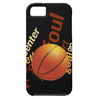 Hoops Basketball Sport Fanatics.jpg iPhone 5 Case