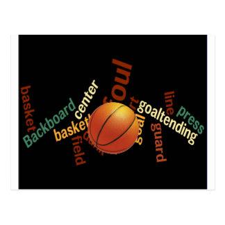 Hoops Basketball Sport Fanatics jpg Post Cards