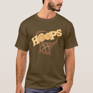 HOOPS BASKETBALL T-SHIRT