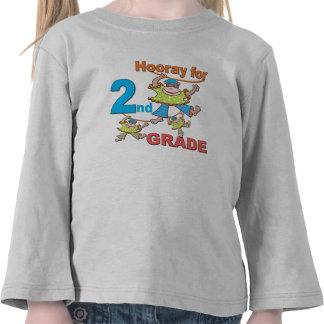 Hooray for 2nd Grade T-shirt