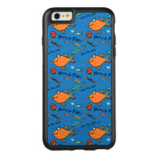 Hooray For Fish Pattern OtterBox iPhone 6/6s Plus Case