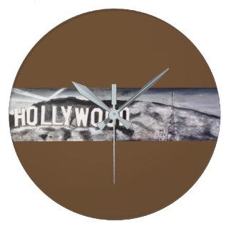 Hooray for Hollywood Wallclock