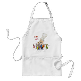 Hooray For the Chef Aprons