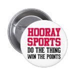 Hooray Sports Button