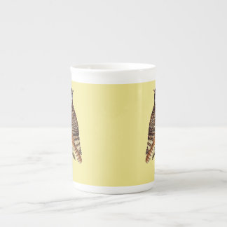 Hoot Owl Bone China Mug