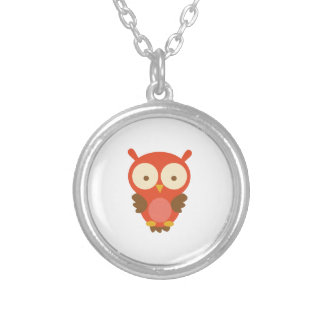 Hoot Owl Necklace