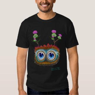 Hoots Toots Haggis. Latin T-shirts
