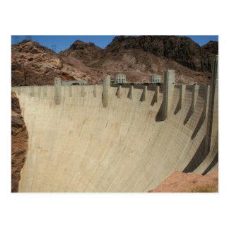 Hoover Dam 2 Postcard