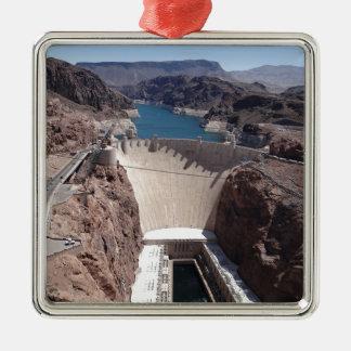 Hoover Dam 3 Christmas Ornament