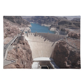 Hoover Dam 3 Placemat