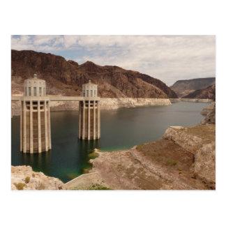 Hoover Dam 4 Postcard
