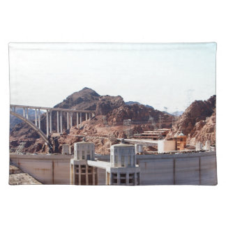 Hoover Dam 5 Placemat