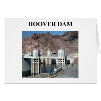 hoover dam cards
