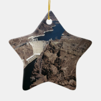 Hoover Dam Christmas Ornament