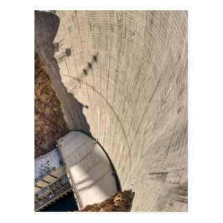 Hoover Dam Concrete Face Postcards