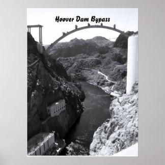 hoover dam, Hoover Dam Bypass Poster