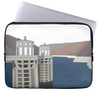 Hoover Dam Laptop Sleeve