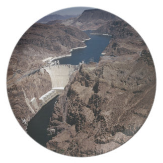 Hoover Dam Plate