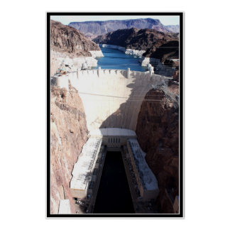 Hoover Dam Posters