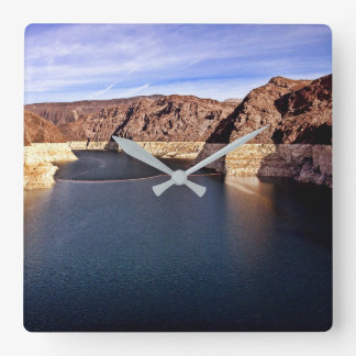 Hoover Dam Wall Decor Clock