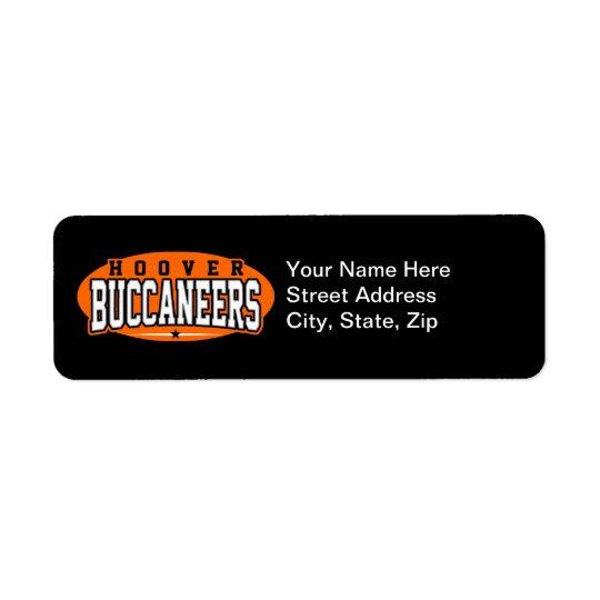 Hoover High School; Buccaneers