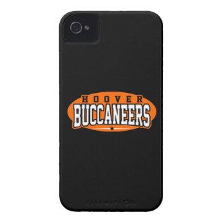 Hoover High School; Buccaneers iPhone 4 Case-Mate Case