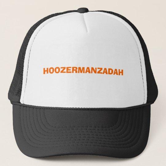 HOOZERMANZADAH CAP