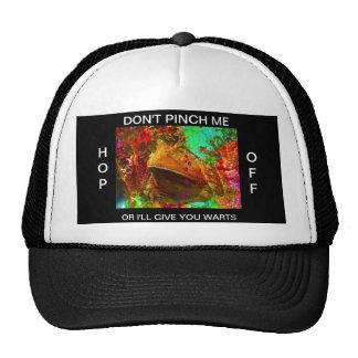 HOP OFF Hat by deprise brescia