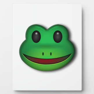 Hop on over to check out this Frog Design Plaque