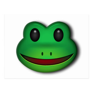 Hop on over to check out this Frog Design Postcard