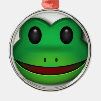 Hop on over to check out this Frog Design Silver-Colored Round Decoration