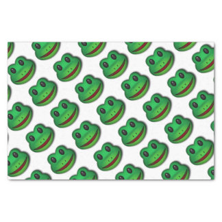 Hop on over to check out this Frog Design Tissue Paper