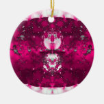 Hop Pink Christmas Ornament