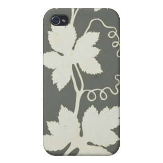 Hop plant cover for iPhone 4