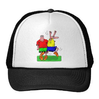hop skip jump trucker hats