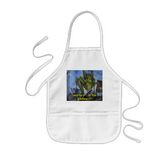 hop to it in the kitchen apron