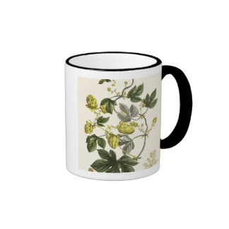 Hop Vine, from 'The Young Landsman', published Vie Coffee Mug