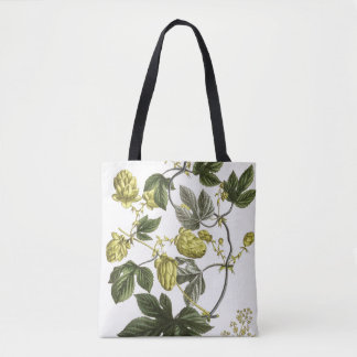 Hop Vine, from 'The Young Landsman', published Vie Tote Bag