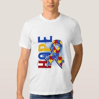 Hope 2 Autism Tshirts