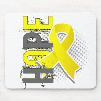 Hope 2 Bladder Cancer Mousepad