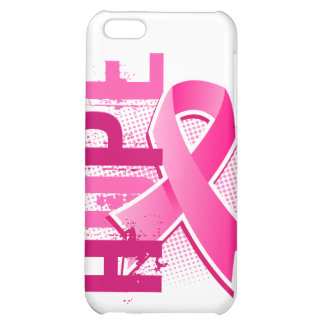 Hope 2 Breast Cancer Cover For iPhone 5C